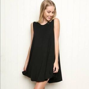 Brandy Melville back shift dress